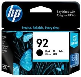 Image 1 of HP C9362WA HP 92 AP BLACK INKJET CARTRIDGE C9362WA