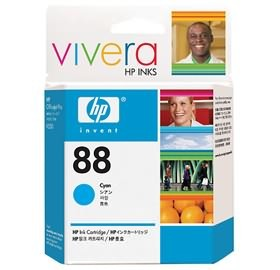 Image 1 of Hp 88xl Large Ink Cartridge Cyan C9391a C9391A