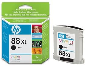 Image 1 of Hp 88xl Large Ink Cartridge Black C9396a C9396A