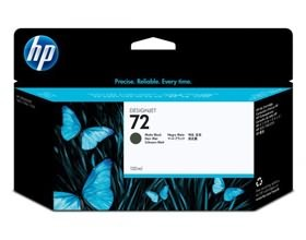 Image 1 of Hp No 72 Ink Cartridge 130ml Black Matte C9403a C9403A
