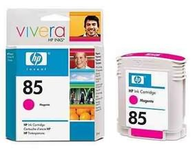 Image 1 of Hp No 85 Ink Cartridge Magenta C9426a C9426A