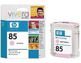Image 1 of Hp No 85 Ink Cartridge Light Magenta C9429a C9429A