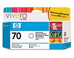 Image 1 of Hp No 70 Ink Cartridge 130ml Gloss Enhancer C9459a C9459A