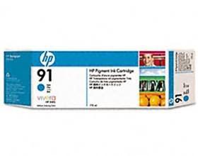 Image 1 of Hp No 91 Ink Cartridge 775ml Cyan C9467a C9467A