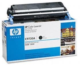 Image 1 of Hp C9730a Toner Cartridge Black C9730a C9730A