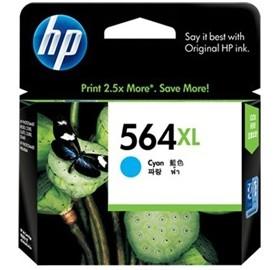 Image 1 of Hp Cb323wa Hp 564xl Cyan Ink Cartridge 81253 CB323WA