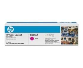 Image 1 of Hp Cb543a Toner Cartridge Magenta Cb543a CB543A