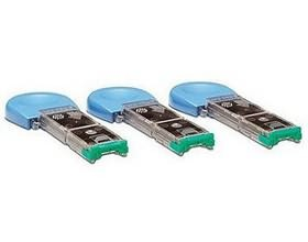 Image 1 of Hp 2000 Stapler Cartridge-twin Pack Replacement Cartridge Used On Booklet Maker/ Finisher Cc383a CC383A