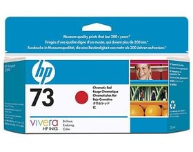 Image 1 of Hp 73 Ink Cartridge Chromatic Red Cd951a CD951A