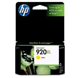 Image 1 of HP CD974AA HP 920XL YELLOW INK CARTRIDGE, OFFICEJET 6500 CD974AA