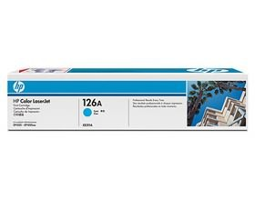 Image 1 of Hp Ce311a 126a Cyan Laserjet Print Cp1025 Cartridge CE311A