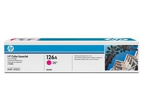Image 1 of Hp Ce313a 126a Magenta Laserjet Print Cp1025 Cartridge CE313A