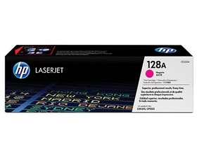 Image 1 of Hp Ce323a Hp Color Laserjet Magenta Print Cartridge Cp1525/ Cm1415 CE323A