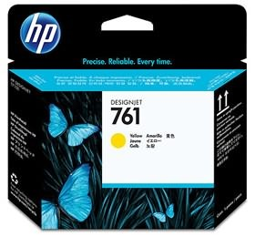 Image 1 of Hp Print Head No 761 Yellow For Designjet Ch645a CH645A