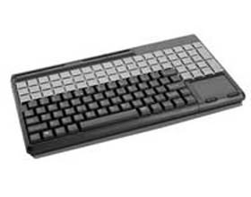 Image 1 of Cherry Spos 135 Key Prog Msr Usb Bl 135 Keys Fully Programmable With Qwerty & Numeric Keypads, G86-61410EUADAA