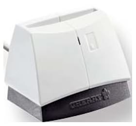 Image 1 of Cherry St-1044ub Smart Card Reader Usb St-1044ub Smart Card Reader Usb. ST-1044UD