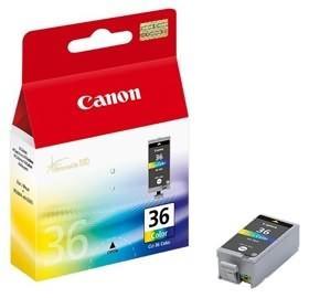 Image 1 of Canon Cli36c Four Colour Ink Tank For Mini260, Ip100 Cli36c CLI36C