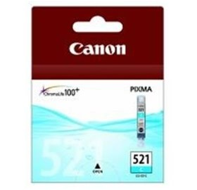 Image 1 of Canon Cyan Ink Cart For Ip4600 Cli521c Cli521c CLI521C