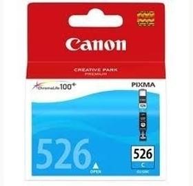 Image 1 of Canon Cli526c Cyan Ink Cartridge Cli526c CLI526C