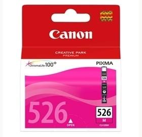 Image 1 of Canon Cli526m Magenta Ink Cartridge Cli526m CLI526M