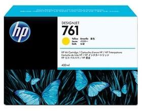 Image 1 of Hp Ink Cartridge No 761 400ml Yellow Dj Cm992a CM992A
