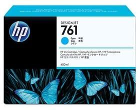 Image 1 of Hp Ink Cartridge No 761 400ml Cyan Dj Cm994a CM994A
