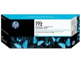 Image 1 of Hp 772 300ml Dj Ink Cartridge Photo Black Cn633a CN633A
