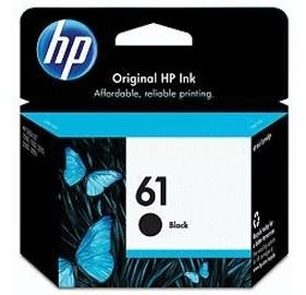 Image 1 of Hp Cr311aa Hp 61 Combo-pack Black/ Tri-color Ink Cartridges CR311AA