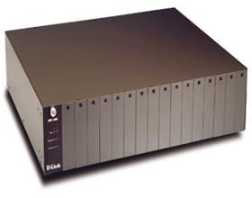 Image 1 of D-link Dmc-1000 Chassis System For Dmc Series Media Converte DMC-1000