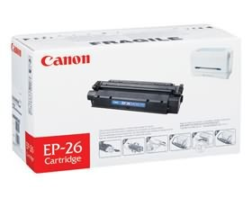 Image 1 of Canon Ep26 Laser Toner Cart For Mf3110 5750 5770lbp3200 Ep26cart EP26CART