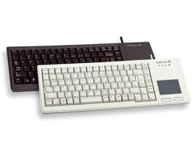 Image 1 of Cherry Xs Touchpad Kb 88 Key Bl Usb Xs Touchpad Keyboard 88 Keys Integrated Touchpad Black G84-5500LUMEU-2