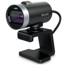Image 1 of Microsoft H5d-00016 (lccinema) L2 Lifecam Cinema Win English Austl/ Nz Hdwr Cd H5D-00016