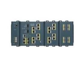 Image 1 of Cisco Ie 3000 Switch, 4 10/100 + 2 T/sfp Ie-3000-4tc IE-3000-4TC