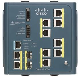 Image 1 of Cisco Ie 3000 Switch, 8 10/ 100 + 2 T/ Sfp Ie-3000-8tc IE-3000-8TC