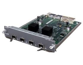 Image 1 of Hp 4-port 10-gbe Sfp+ A5800 Module Jc091a JC091A