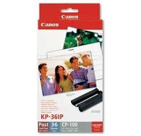 Image 1 of Canon Kp36ip Ink/ Paper Pack, Po Kp36ip KP36IP