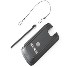 Image 1 of MOTOROLA KIT: ES400 2X BATTERY DOOR, TETHER AND STYLUS KT-125234-01R