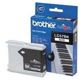 Image 1 of Brother Lc57bk Blk Ink Lc57bk For Dcp-350c, Mfc-465cn/ 685cw/ 885cw/ Fax2480c LC-57BK