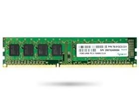 Image 1 of Apacer Ddr3 Sodimm Pc10600-2gb 1333mhz Memory For Qnap Ts-459 Pro Ii, Ts-559 Pro Ii, Ts-659 Pro 78.A2GC9.AF0