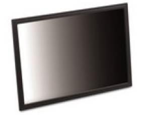 "Image 1 of 3m 24"" Wide Privacy Filter- Framed 98044049124 98044049124"