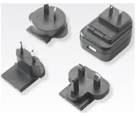 Image 1 of MOTOROLA ES400 USB power supply PWRS-124306-01R