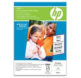 Image 1 of Hp Everyday Semi-gloss Photo A4 Paper Q2510a Q2510A