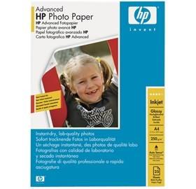 Image 1 of Hp Q5456a Advanced Glossy Photo A4 Paper Q5456a Q5456A