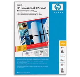 Image 1 of Hp Professional 120 Matte A3 Paper Is A Medium Weight Paper Coated On Both Sides Which Produces Q6594A