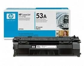Image 1 of Hp Q7553a Toner Cartridge Black Q7553a Q7553A