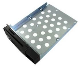 Image 1 of Qnap Black 3.5'' Hot Swap Tray For Ts-119p+/ 219p+/ 419p+ SP-TS-TRAY-WOLOCK