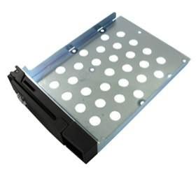 """Image 1 of Qnap Black 3.5"""" Hot Swap Tray For Ts-239/ 239proii/ 259/ 409/ 439/ 439proii/ 459/ 509/ 639/ 659 SP-TS-TRAY-Black"""