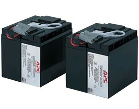 Image 1 of Apc Replacement Battery Cartridge F/ Smartups 11 Rbc11 RBC11