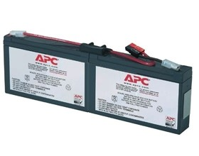 Image 1 of Apc Out Of Wrnty Replac Battery Rbc18 Apc Premium Replacement Battery Cartridge Rbc18 Rbc18 RBC18