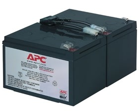 Image 1 of Apc Out Of Wrnty Replac Battery Rbc6 Apc Premium Replacement Battery Cartridge Rbc 6 Rbc6 RBC6